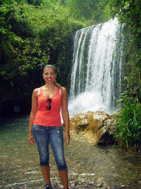 Valle delle Ferriere_Cascata