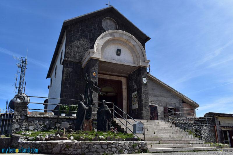 Chiesa di San Michele_Monte Faito