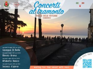Eventi a Sorrento 2019_Concerti al tramonto