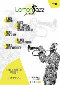 Eventi a Sorrento 2019_LemonJazz