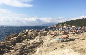 Spiaggia della Pignatella-Sorrento