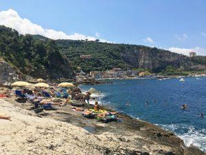 Spiaggia della Pignatella