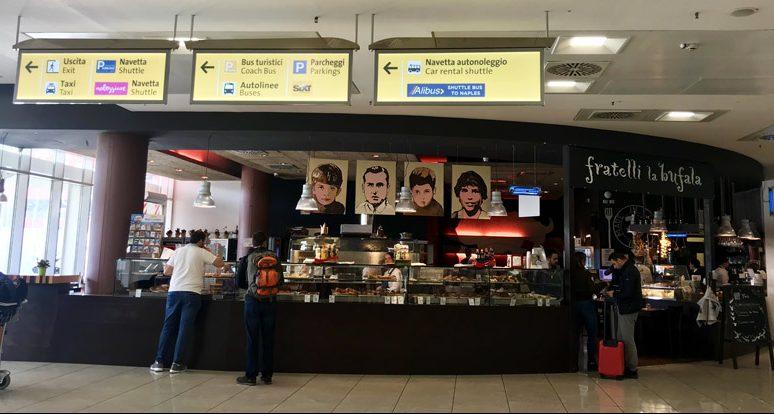Fratelli la Bufala-Aeroporto-di-Napoli