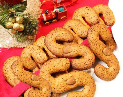 Dolci natalizi napoletani_I Susamielli