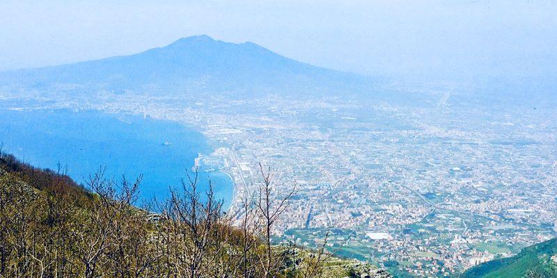 Monte Faito_panorama